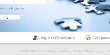 Picture of Register new account link